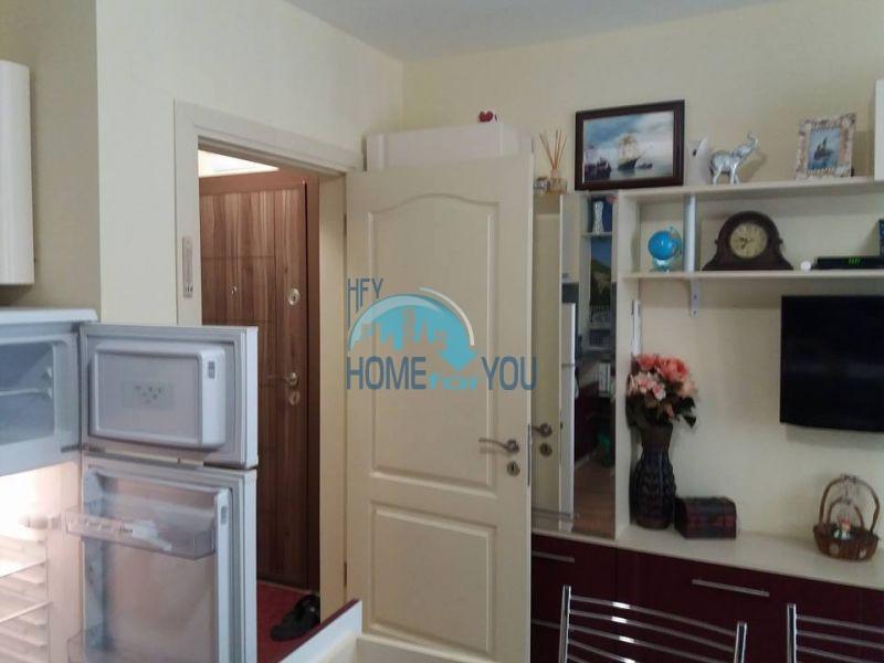 Новая двухкомнатная квартира в Несебре для ПМЖ 2