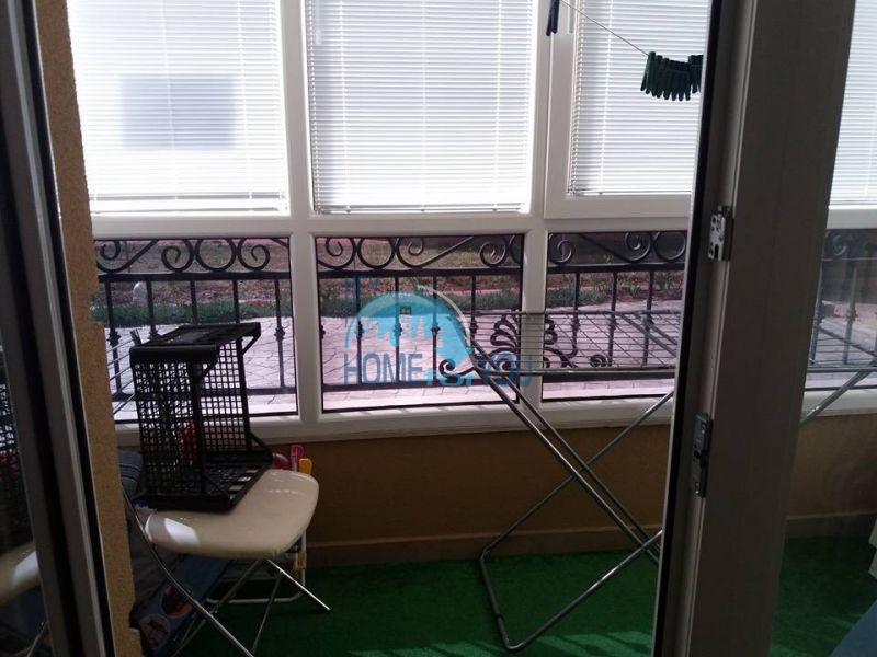 Новая двухкомнатная квартира в Несебре для ПМЖ 12