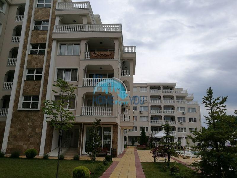 Очень уютная двухкомнатная квартира в Несебре 19