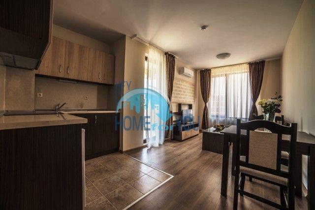 Отличная двухкомнатная квартира на продажу в городе Несебр