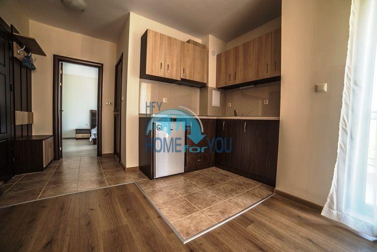 Отличная двухкомнатная квартира на продажу в городе Несебр 4