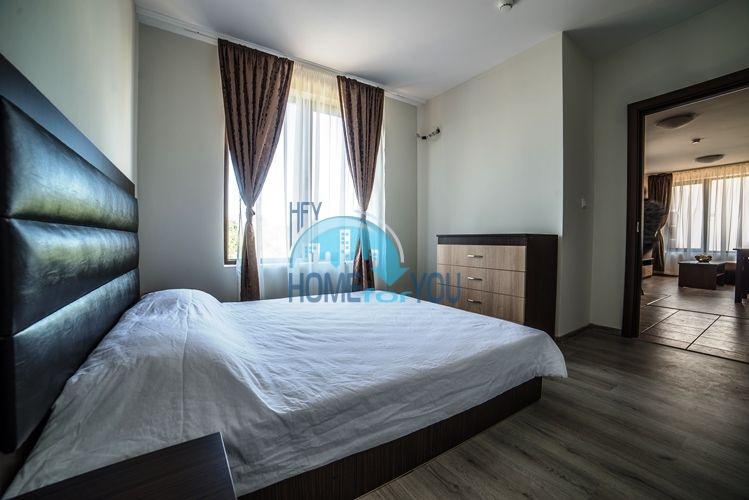 Отличная двухкомнатная квартира на продажу в городе Несебр 6