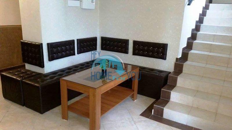 Отличная двухкомнатная квартира на продажу в городе Несебр 15
