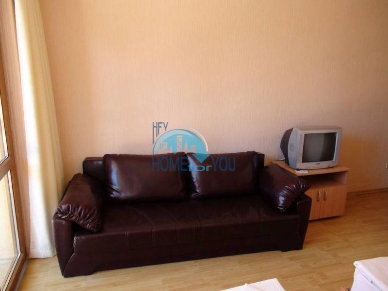 Просторная студия с мебелью в Несебре на первой линии 9