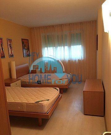 Трехкомнатная меблированная квартира в городе Несебр 8