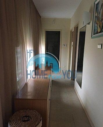 Трехкомнатная меблированная квартира в городе Несебр 9