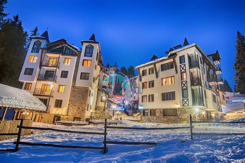 Апартамент по выгодной цене в прекрасном комплексе Castle 2, горнолыжный курорт Пампорово