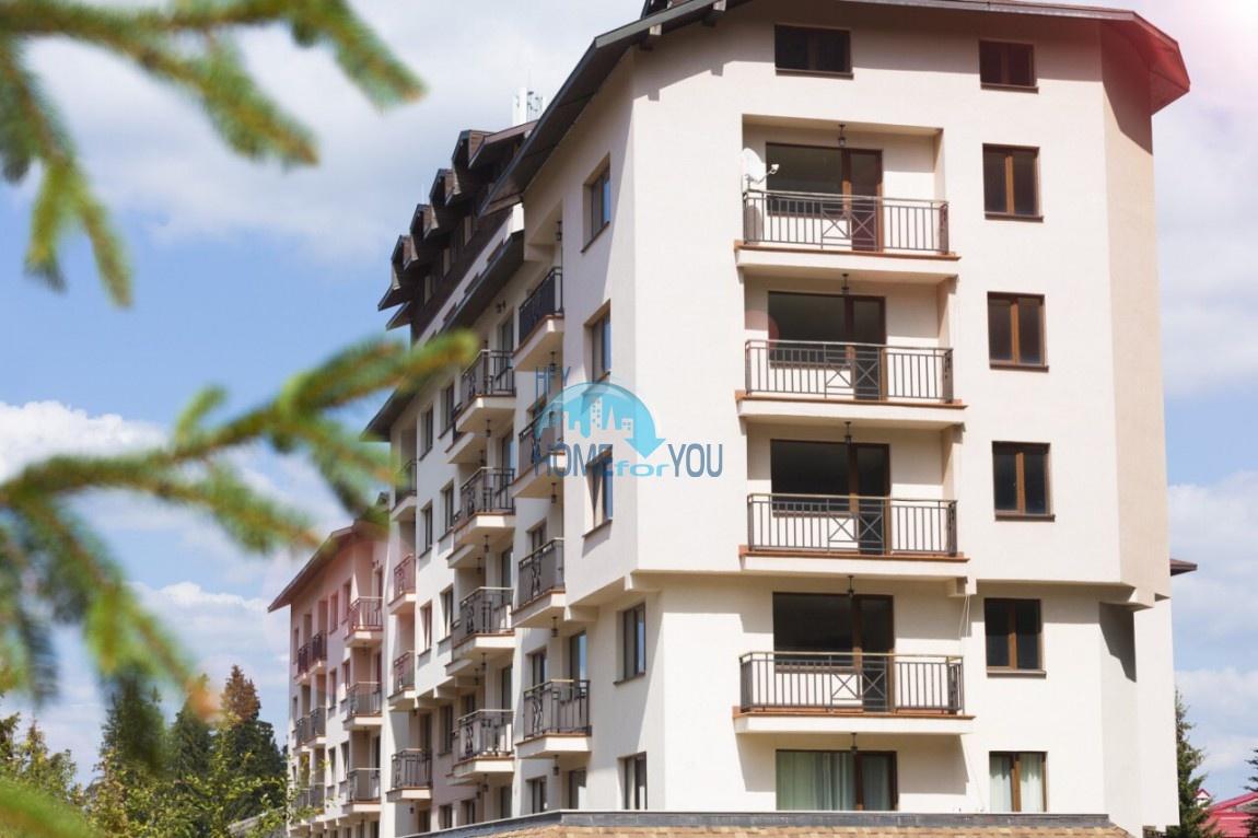 Действующий благоустроенный отель в горнолыжном курорте Пампорово