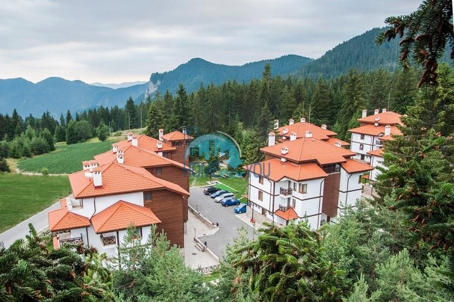 Комфортабельные меблированные апартаменты в элитном комплексе Mountain Lake в очаровательном Пампорово