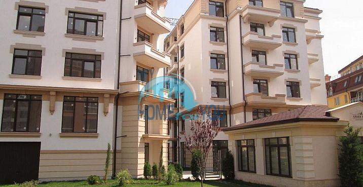 Aivazovski Park Pomorie - квартиры для отдыха и постоянного проживания в центре г. Поморие
