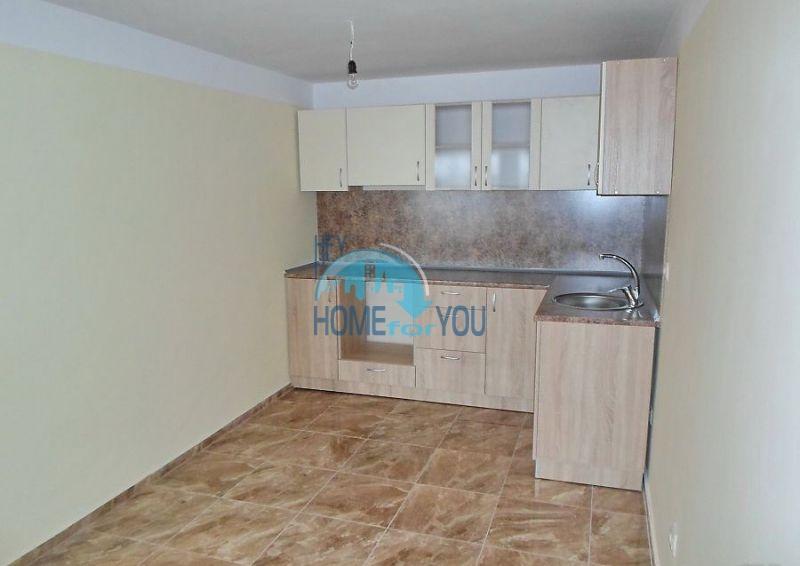 Двухкомнатная квартира в новом жилом доме в г. Поморие