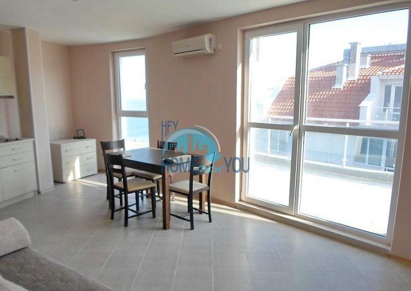 Двухкомнатная меблированная квартира в жилом доме для ПМЖ в Поморие 5