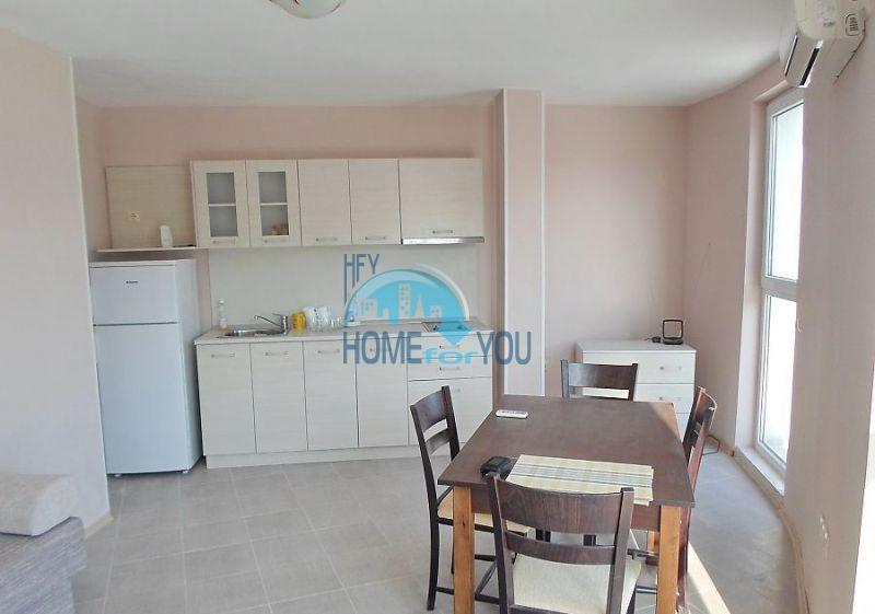 Двухкомнатная меблированная квартира в жилом доме для ПМЖ в Поморие 6