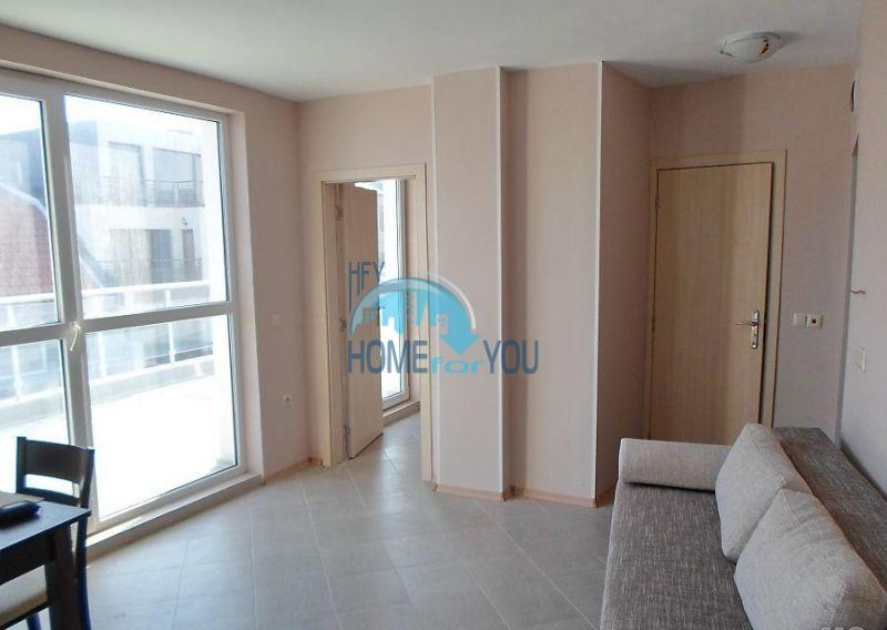Двухкомнатная меблированная квартира в жилом доме для ПМЖ в Поморие 7