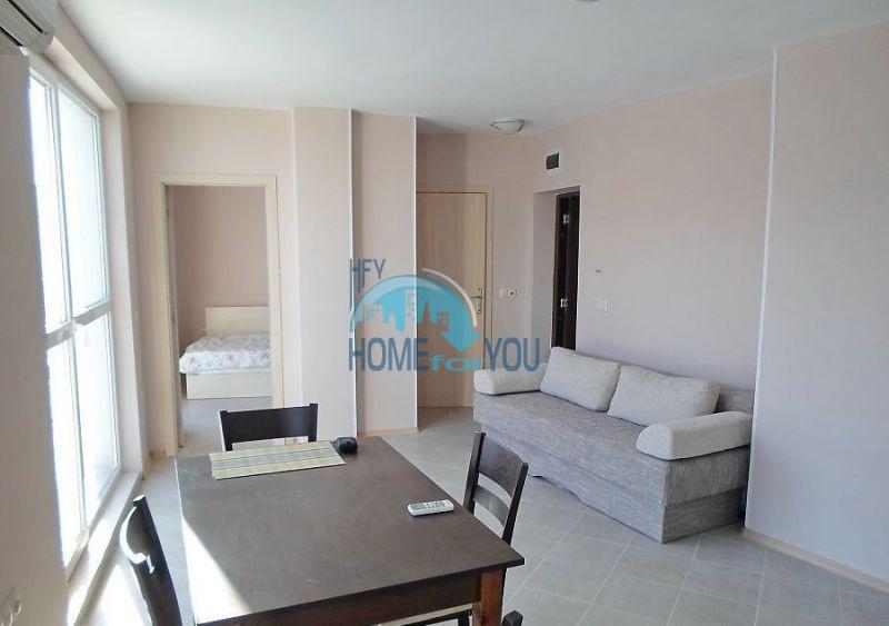 Двухкомнатная меблированная квартира в жилом доме для ПМЖ в Поморие 8