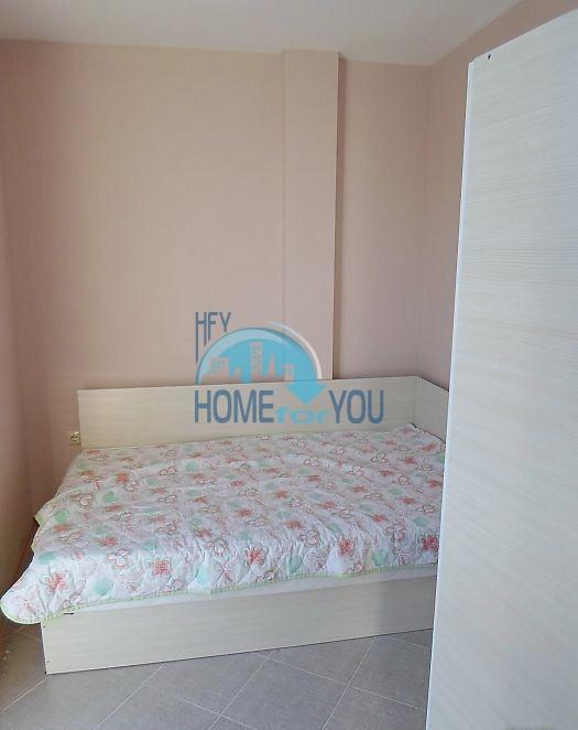 Двухкомнатная меблированная квартира в жилом доме для ПМЖ в Поморие 9
