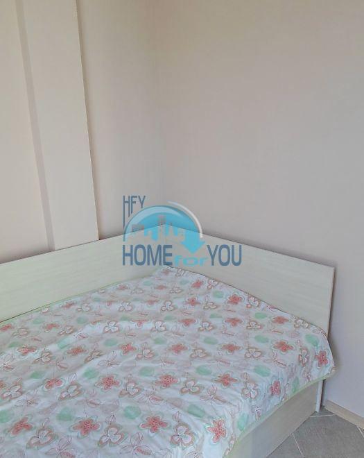 Двухкомнатная меблированная квартира в жилом доме для ПМЖ в Поморие 10