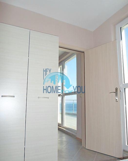 Двухкомнатная меблированная квартира в жилом доме для ПМЖ в Поморие 11