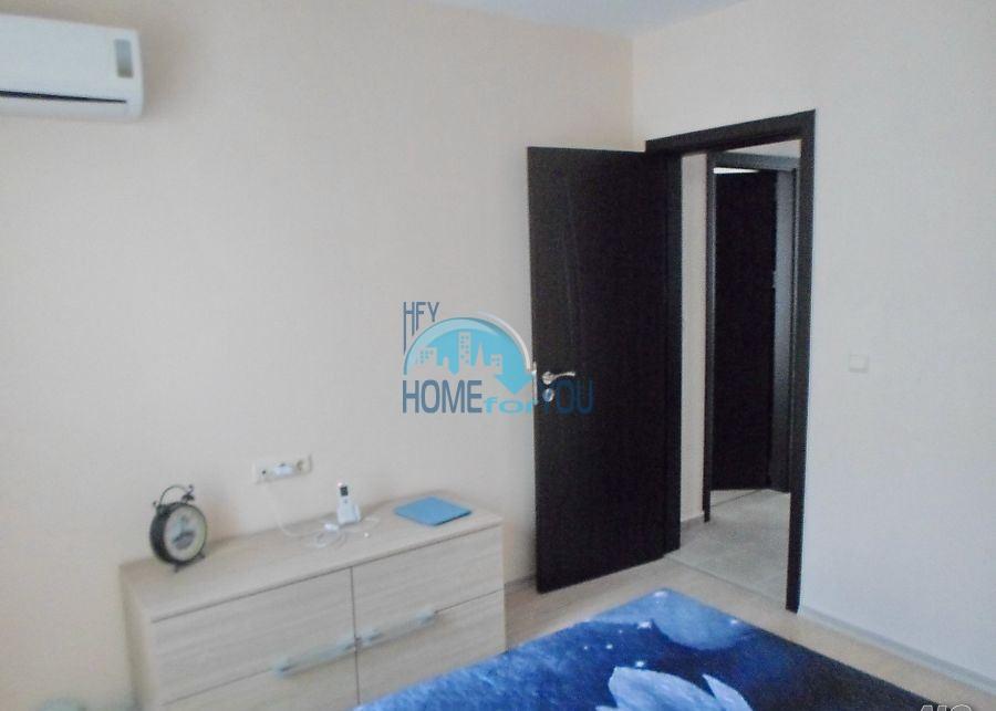 Готовая трехкомнатная квартира для постоянного проживания в Поморие  8