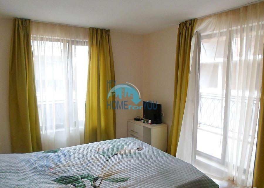 Готовая трехкомнатная квартира для постоянного проживания в Поморие  9