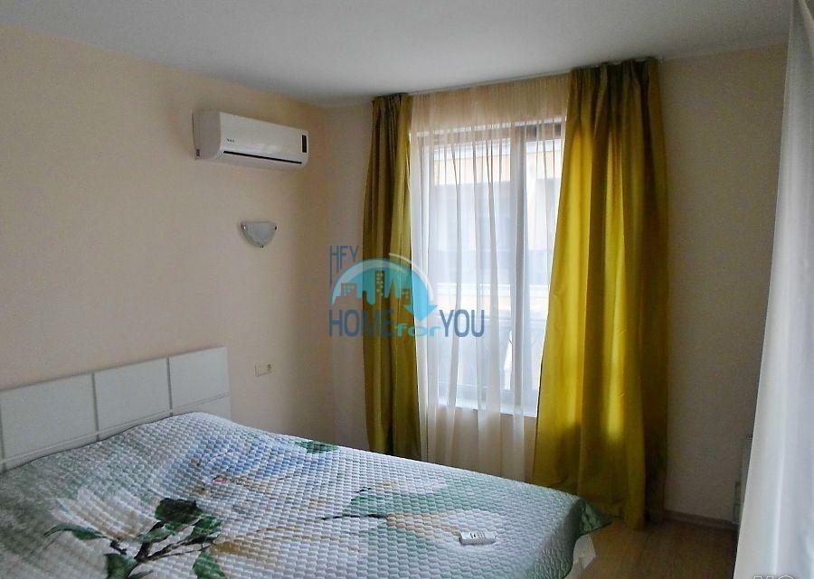 Готовая трехкомнатная квартира для постоянного проживания в Поморие  10