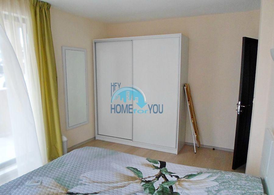 Готовая трехкомнатная квартира для постоянного проживания в Поморие  11