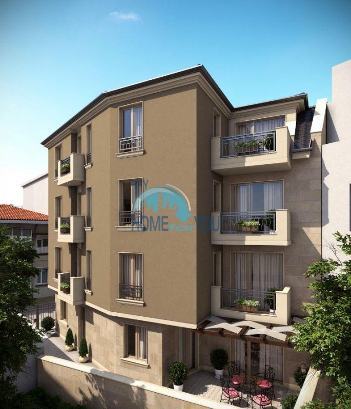 Квартиры в центре города Поморие по доступным ценам