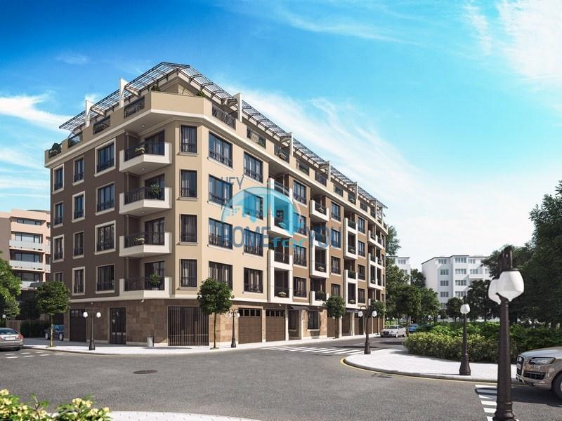 Новые качественные квартиры под ключ для ПМЖ в Поморие  3