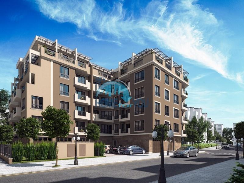 Новые качественные квартиры под ключ для ПМЖ в Поморие  2