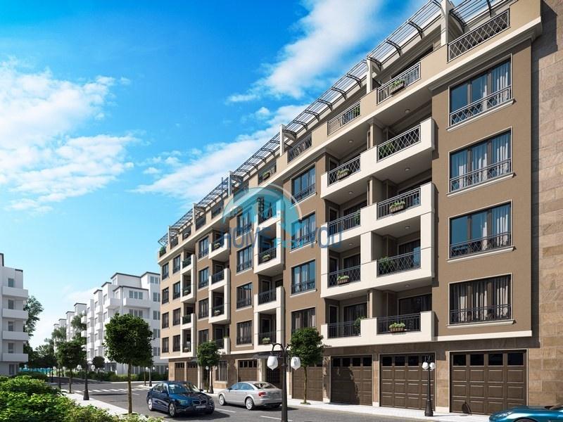 Новые качественные квартиры под ключ для ПМЖ в Поморие  4