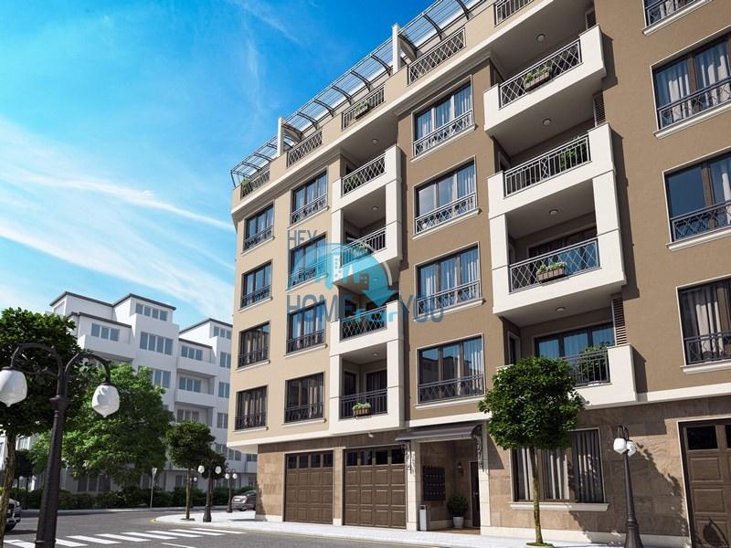 Новые качественные квартиры под ключ для ПМЖ в Поморие  5