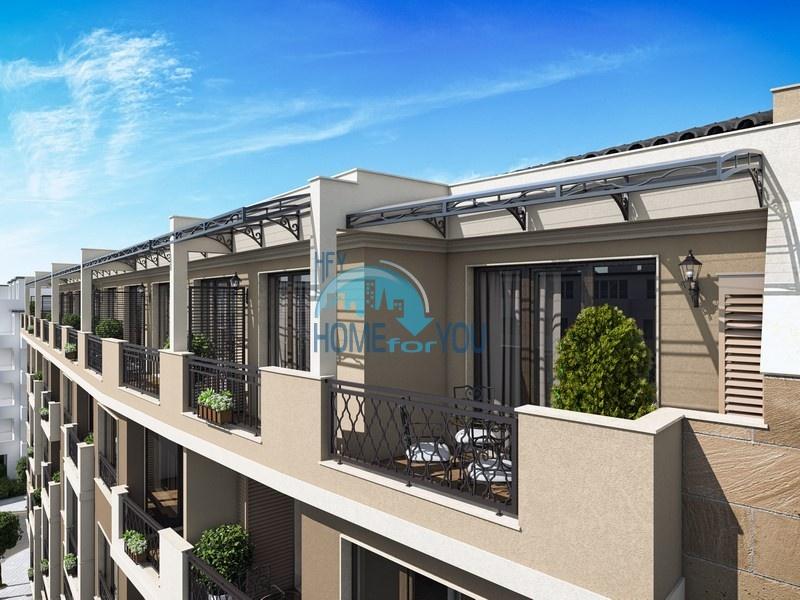 Новые качественные квартиры под ключ для ПМЖ в Поморие  6