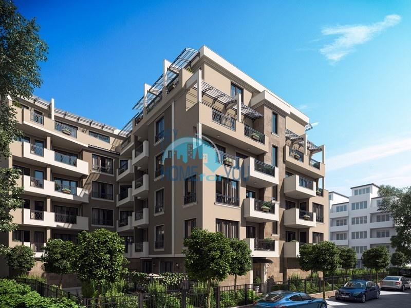 Новые качественные квартиры под ключ для ПМЖ в Поморие