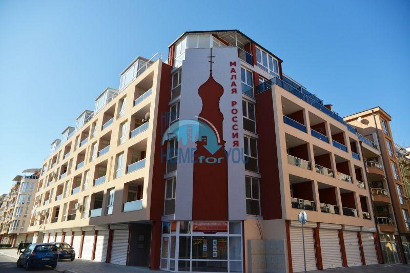 Новая двухкомнатная квартира для ПМЖ в городе Поморие