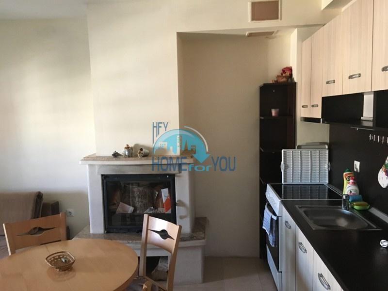 Новая двухкомнатная квартира в городе Поморие для ПМЖ