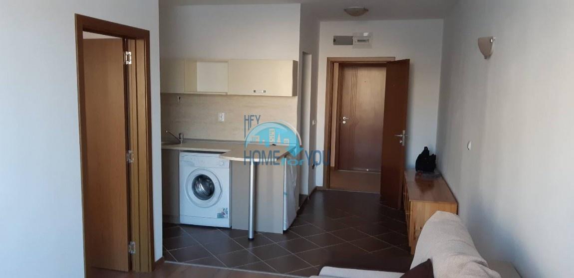 Новая двухкомнатная квартира в комплексе Феста, Поморие