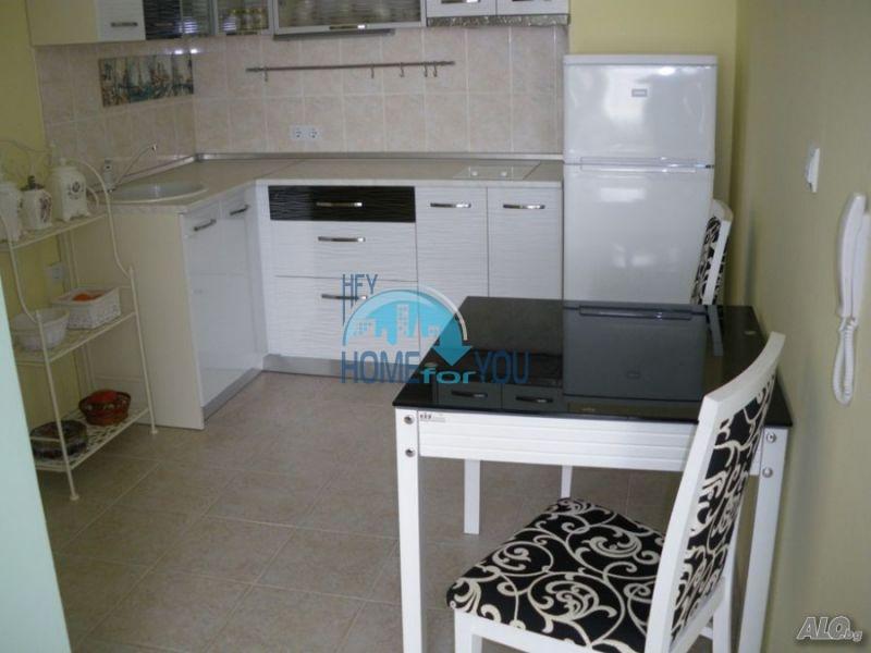 Новая двухкомнатная квартира в Поморие