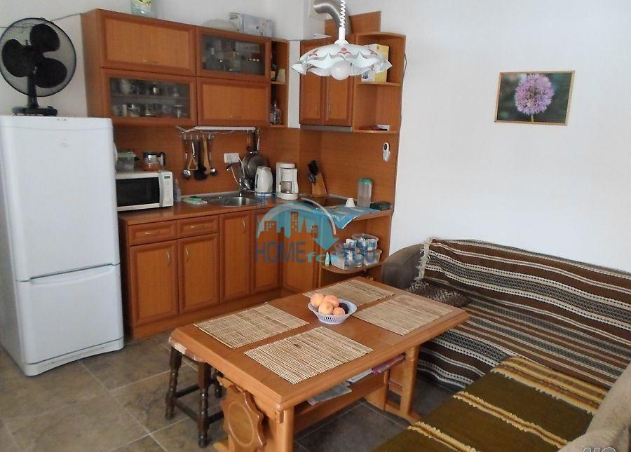 Отличная двухкомнатная квартира для ПМЖ в городе Поморие