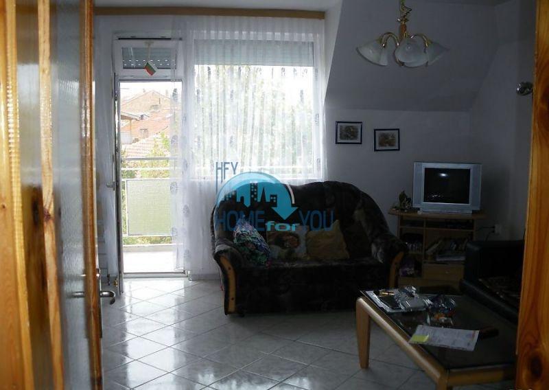 Отличная двухкомнатная квартира в центре г. Поморие