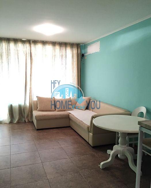 Отличная квартира в новостройке в центре курорта Поморие 3