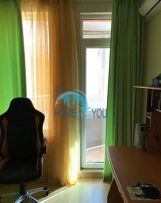 Отличная квартира в новостройке в центре курорта Поморие 6