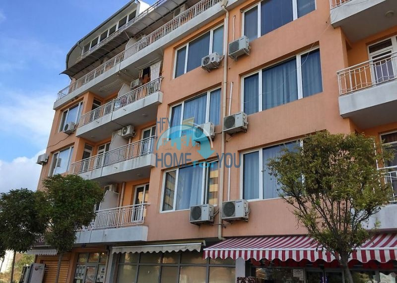 Отличная квартира в новостройке в центре курорта Поморие 13