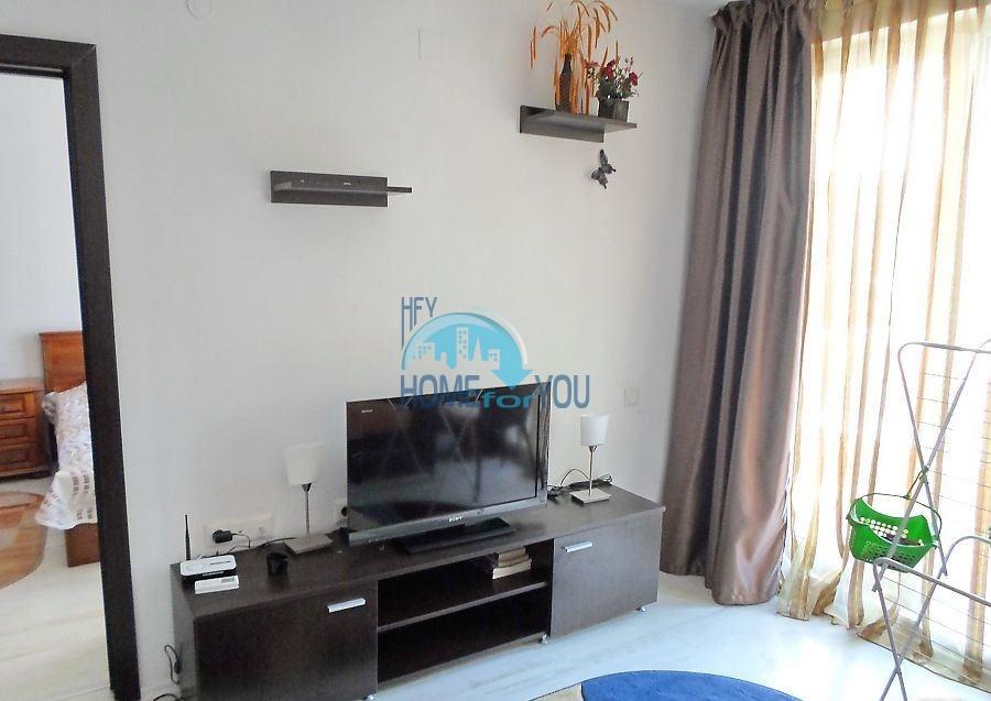Прекрасная меблированная квартира у моря в городе Поморие