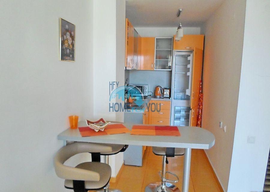 Прекрасная меблированная квартира у моря в городе Поморие 3