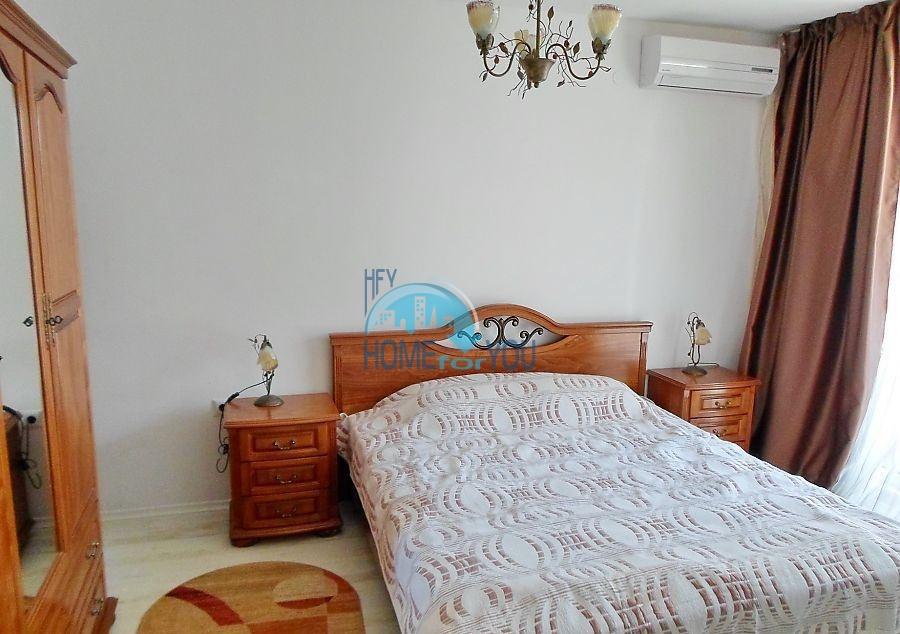 Прекрасная меблированная квартира у моря в городе Поморие 6