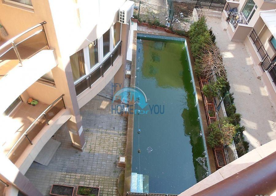 Прекрасная меблированная квартира у моря в городе Поморие 12