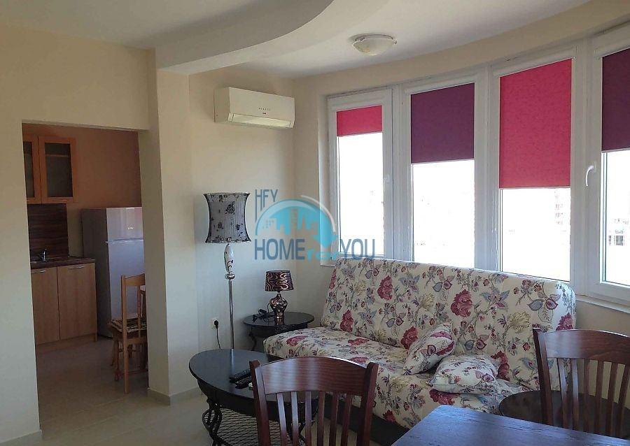 Трехкомнатная просторная квартира в Поморие - для ПМЖ