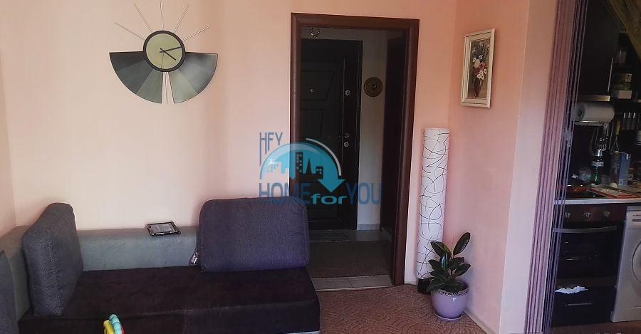 Трехкомнатная квартира в городе Поморие для ПМЖ