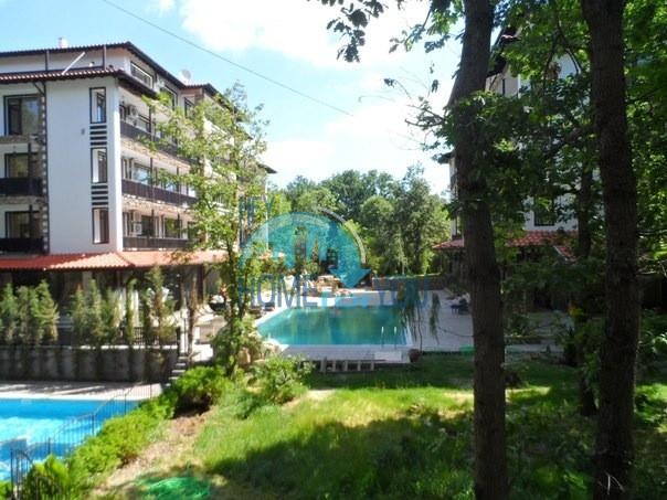 Апартаменты в экологически чистом комплексе в центре Приморско - Green Paradise II