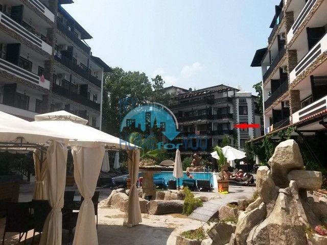 Двухкомнатная меблированная квартира у моря в городе Приморско 5